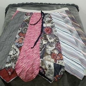 Dresses & Skirts - Necktie skirt